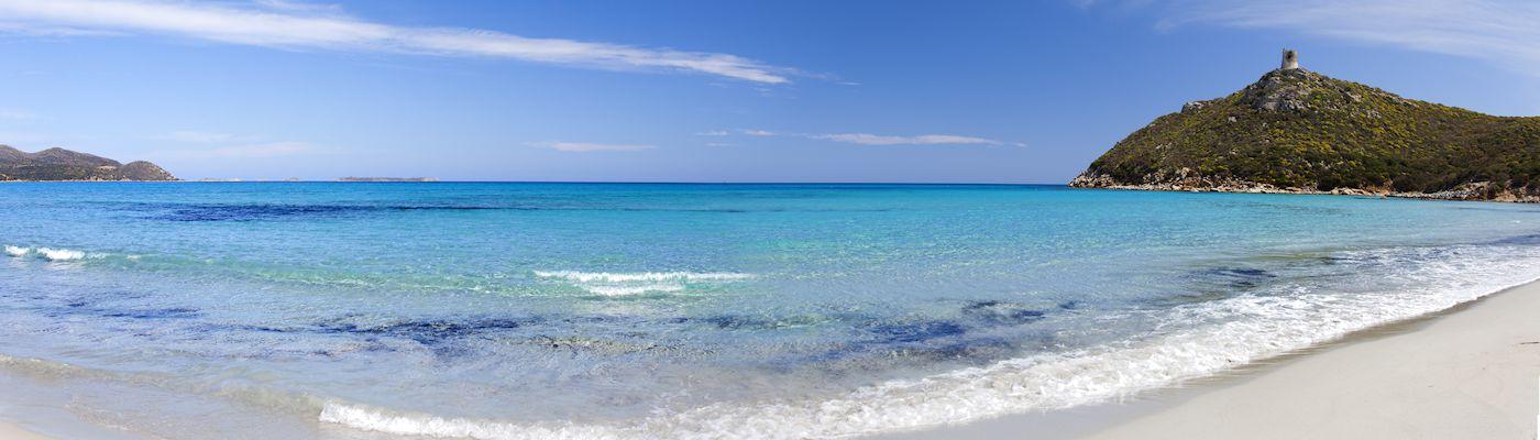 cagliari sardinien strand ferienwohnungen