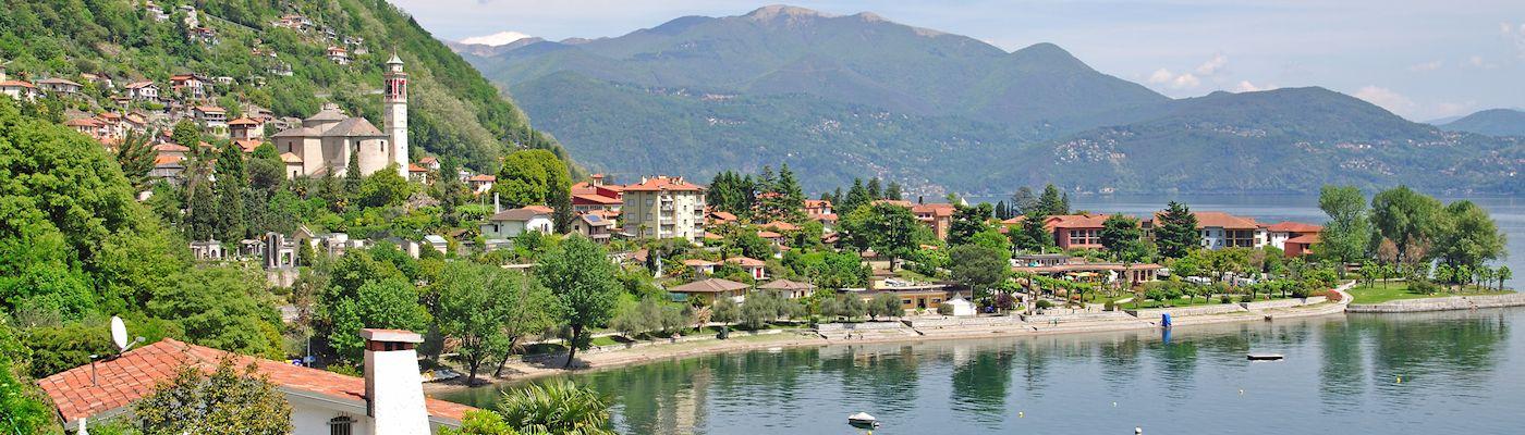 cannero riviera lago maggiore piemont ferienwohnungen ferienhaeuser