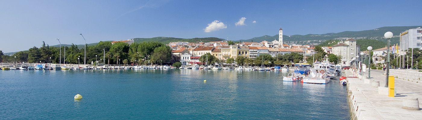 crikvenica kroatien apartments ferienwohnungen