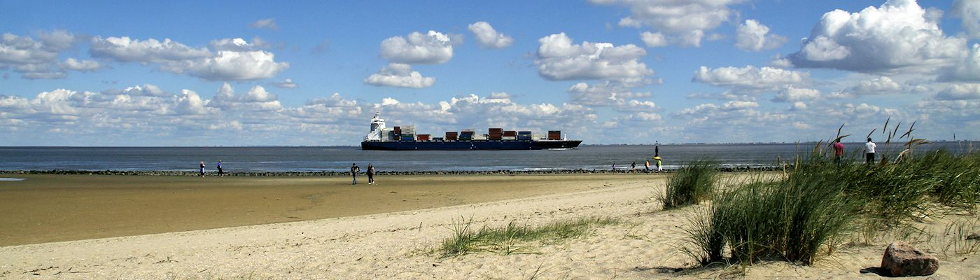 cuxhaven doese nordsee