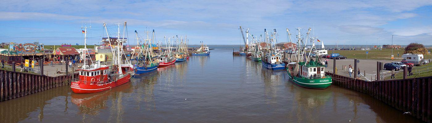dornum und umgebung nordsee fischkutter