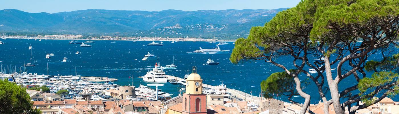 draguignan provence hafen schiffe ferienwohnung