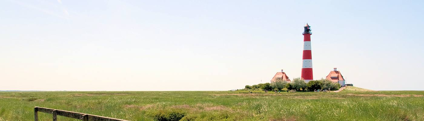 eiderstedt leuchtturm nordsee