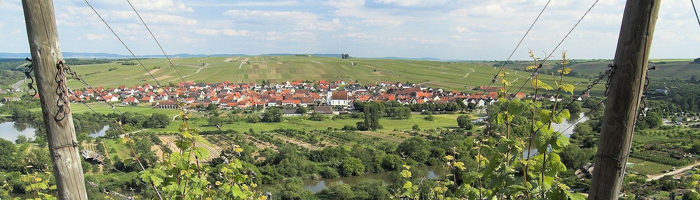fraenkisches weinland franken bayern ferienwohnungen