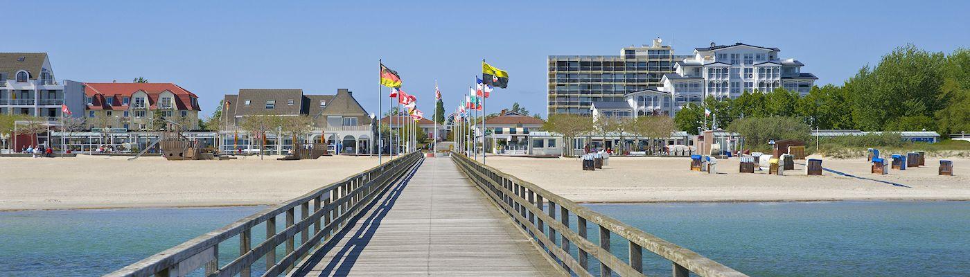 grossenbrode ostsee strand  ferienwohnungen mieten