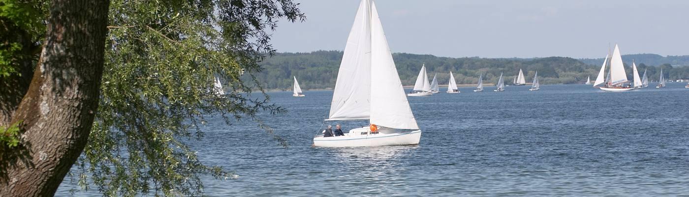 herrsching am ammersee segelboot