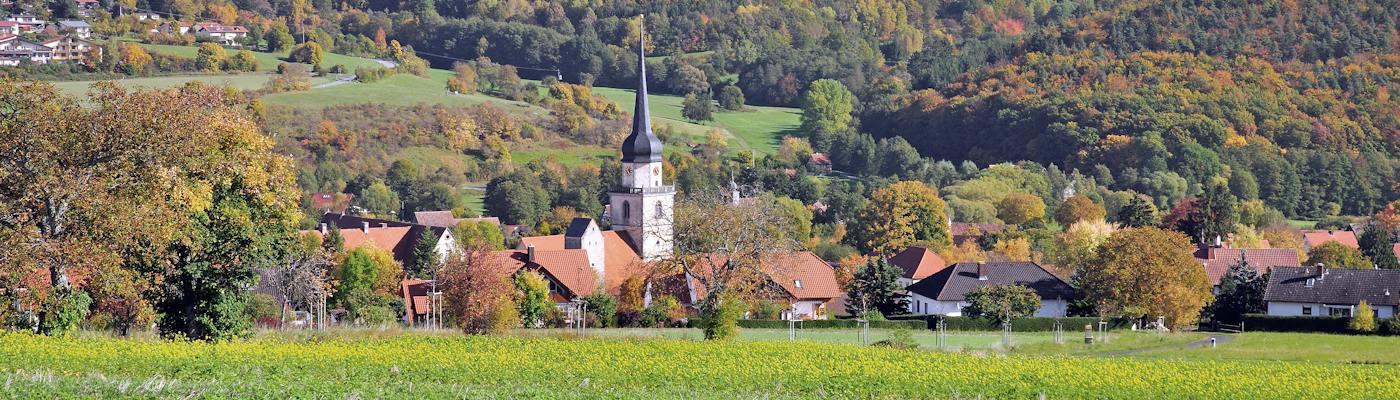 hessisches bergland ferienwohnung buchen