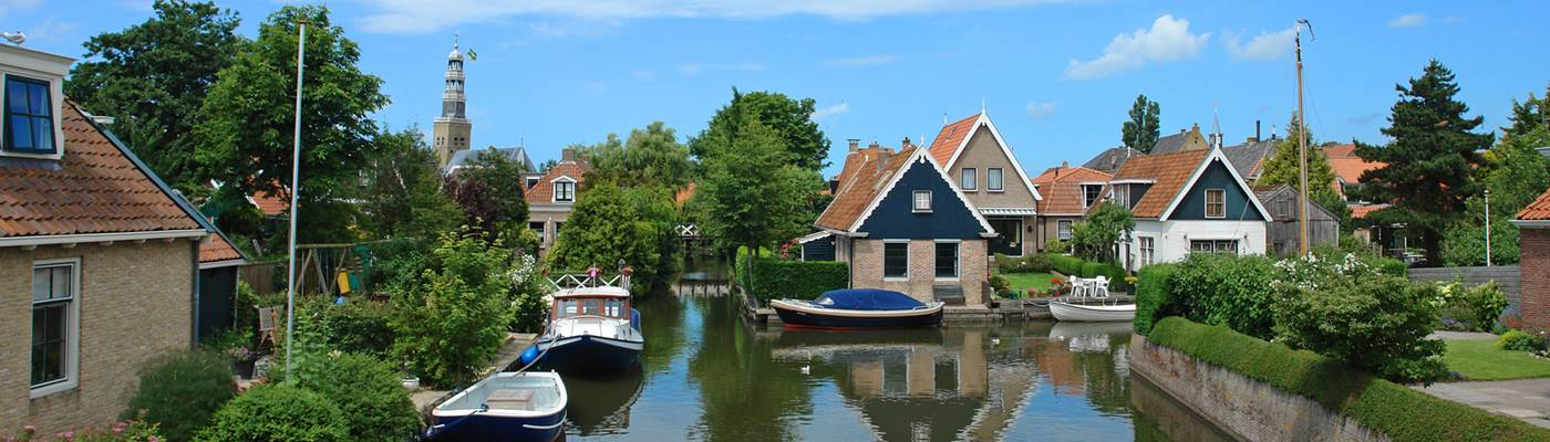 hindeloopen friesland niederlande