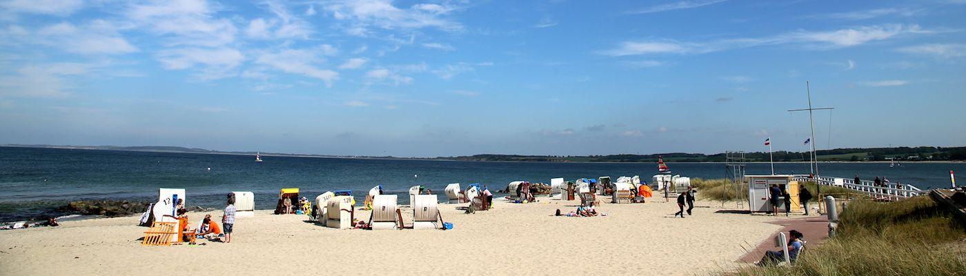 hohwachter bucht strand urlaub buchen