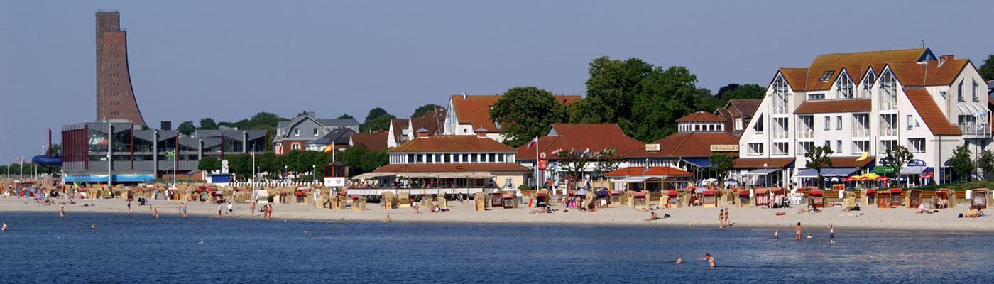 laboe strand ostsee ferienwohnungen