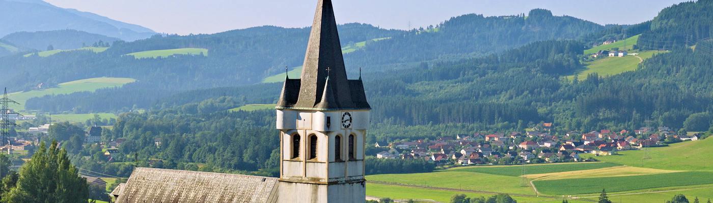 lavanttal kaernten berge ferienhaus