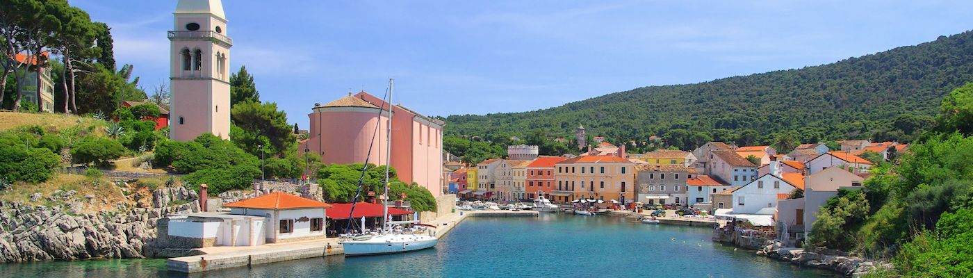 losinj kroatien apartments ferienwohnungen