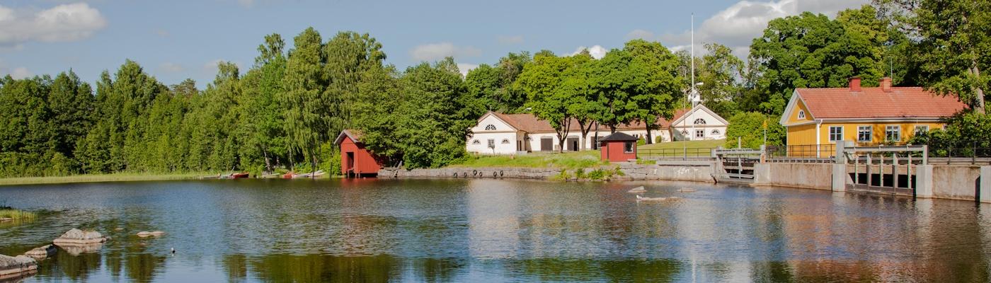 mittelschweden see wald ferienhaus