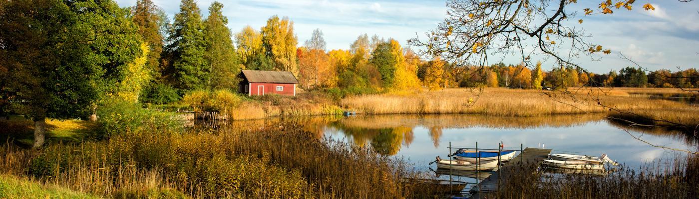 oestergoetland schweden see ferienhaus buchen
