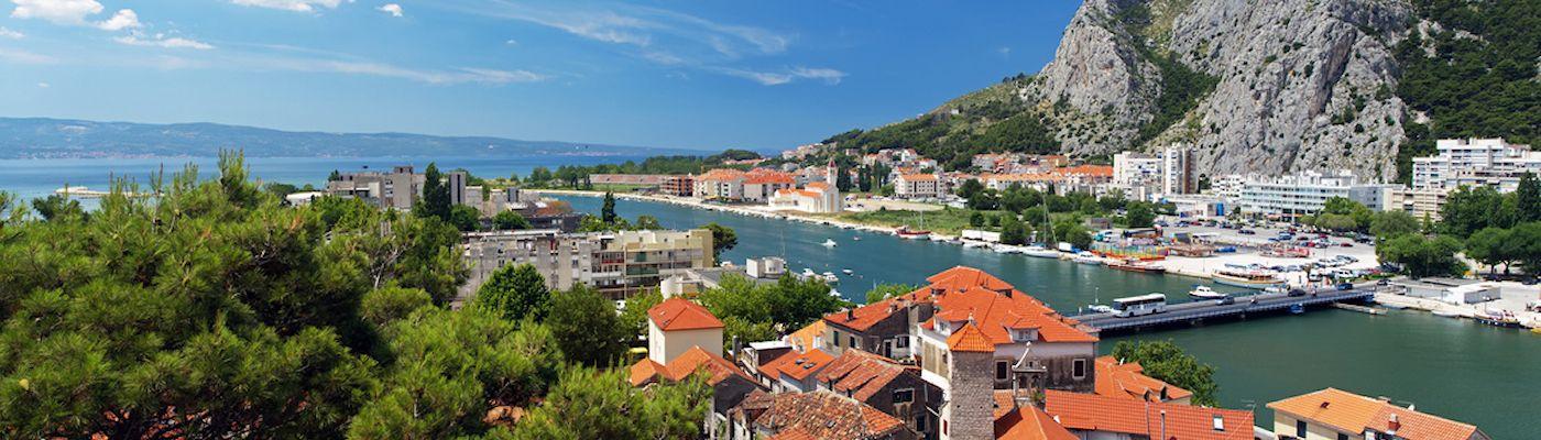 omis kroatien apartments ferienwohnungen