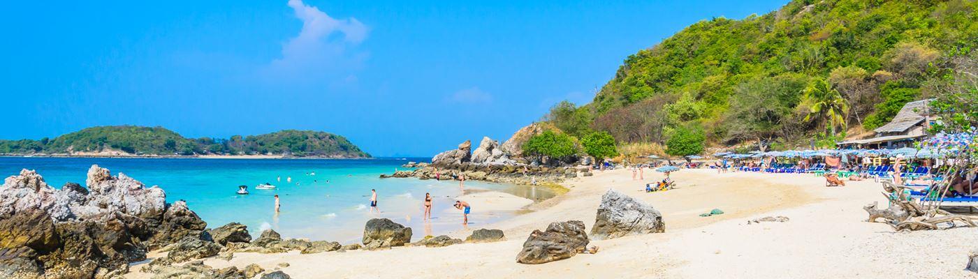 pattaya thailand strand