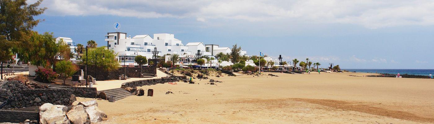 puerto del carmen lanzarote kanarische inseln ferienhaeuser ferienwohnungen