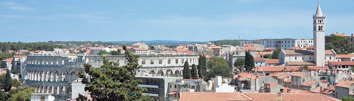 pula istrien kroatien ferienwohnungen apartments