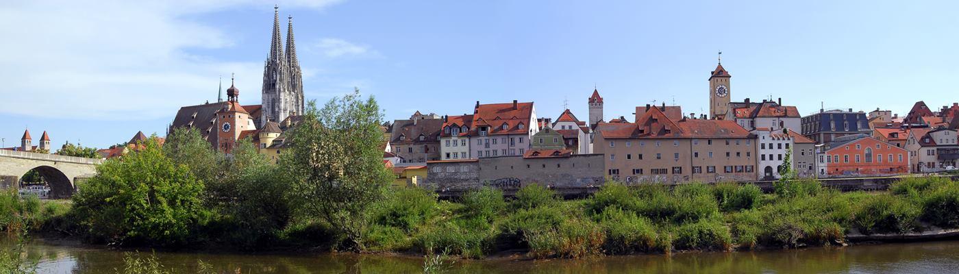 regensburg bayern altsatdt ferienwohnung