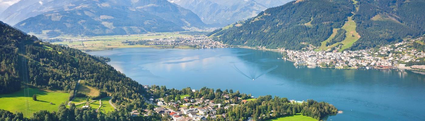 salzburger land see ferienwohnung berge