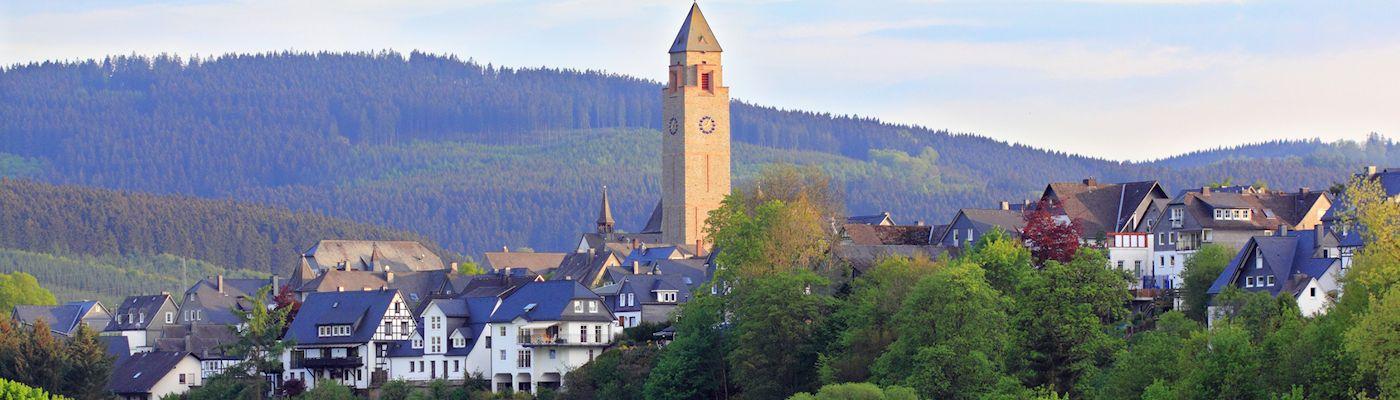 schmallenberg hochsauerland ferienwohnungen buchen