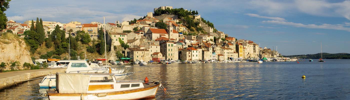 sibenik dalmatien kroatien apartment buchen