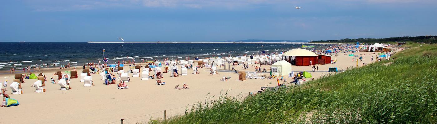 swinemuende ostsee strand