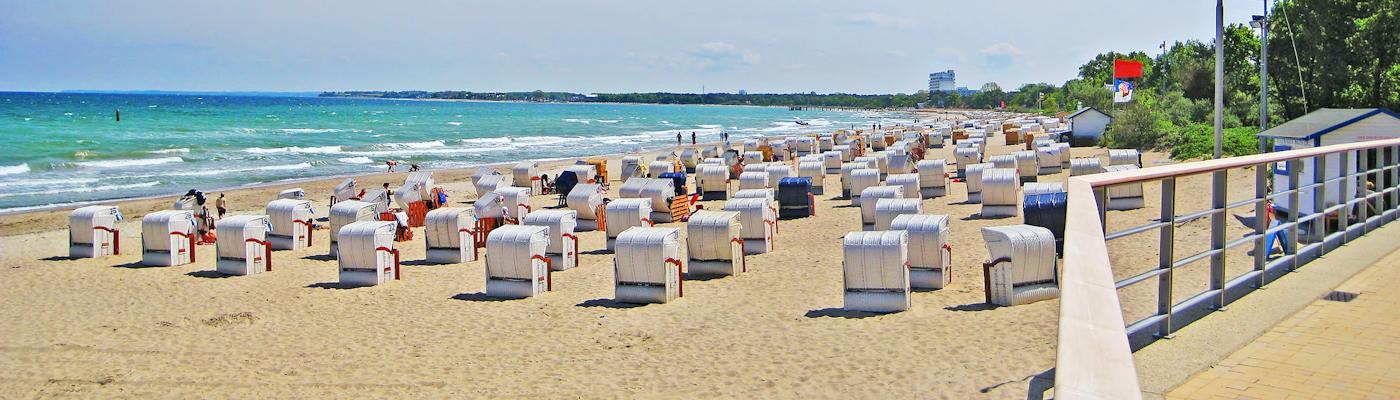 timmendorfer strand ferienwohnungen ferienhaeuser urlaub