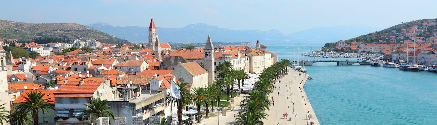 trogir kroatien apartments ferienwohnungen