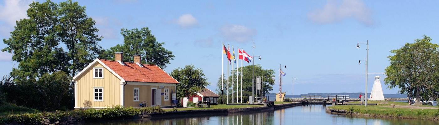 vaestergoetland schweden ferienhaus see