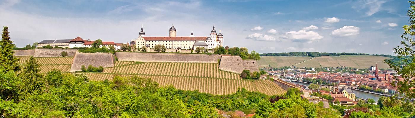 wuerzburg marienberg main ferienwohnung