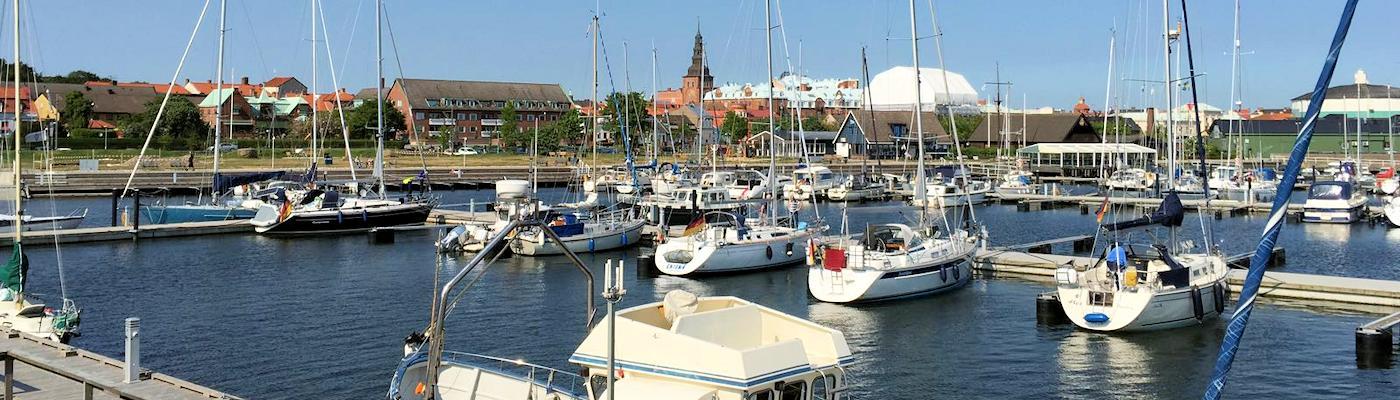 ystad schweden hafen