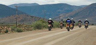 Motorrad-Urlaub