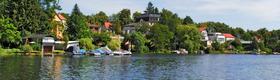 Urlaub am See in Bayern