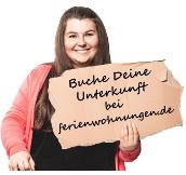 Vermieter: Buche Deine Unterkunft bei ferienwohnungen.de
