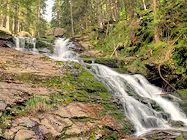 bayerischer wald wasserfall