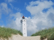 blaavand leuchtturm nordsee