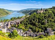 mittelrhein bacharach