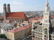 muenchen frauenkirche rathaus