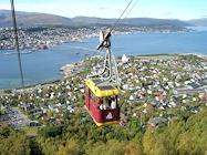 nord norwegen tromsoe