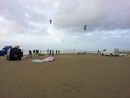 roemoe strand kiter daenemark