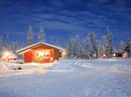 schweden skiurlaub winter