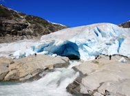 sogn und fjordane jostedalsbreen gletscher