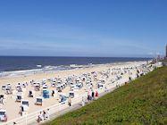 westerland strand nordsee