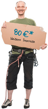 80 Euro zzgl. USt. für jedes weitere Inserat