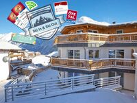 Alpendiamond Sölden, Ski in & Ski out Appartements, Top 600 Penthouse Luxus FeWo, 2 DZ, Bäder, Wanne in Sölden - kleines Detailbild