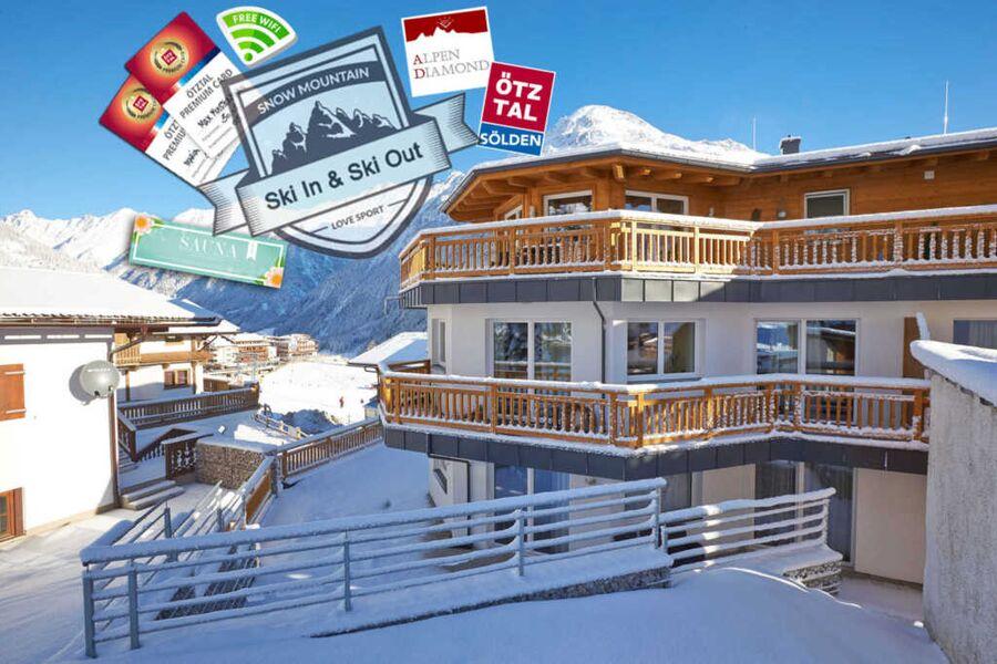Alpendiamond Appartementhaus