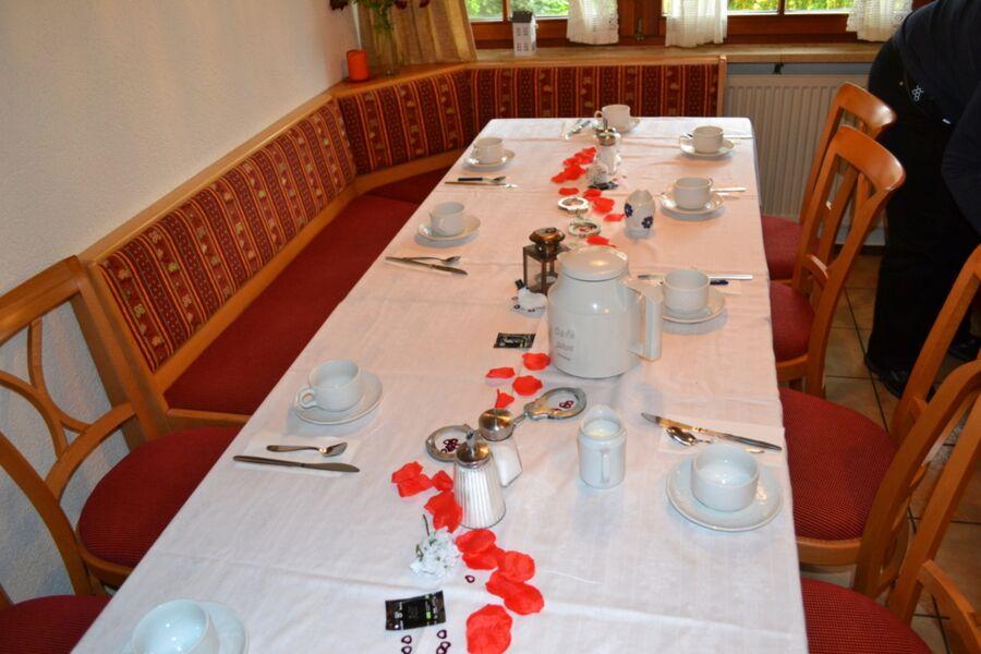 Gästehaus Tagescafe Eckenfels, Dreibettzimmer mit