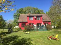 Ferien im Gutspark Schwarbe  mit Reiterhof - Ferienhaus 3, Fewo 'Amsel' in Altenkirchen auf Rügen - kleines Detailbild