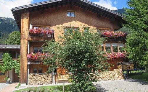 Manser Bernadette u. Martin - Haus Manser, Ferienwohnung 4 (2 bis 4 Personen)